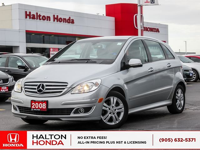 2008 MERCEDES-BENZ B-Class B200           in Burlington, Ontario