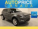 2015 Land Rover Range Rover Evoque Pure Plus NAVIGATION PANOROOF LEATHER in Mississauga, Ontario