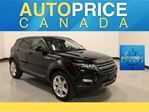2015 Land Rover Range Rover Evoque Pure NAVIGATION PANOROOF LEATHER in Mississauga, Ontario