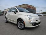 2013 Fiat 500 LOUNG CONVERTIBLE, LEATHER, 27K! in Stittsville, Ontario