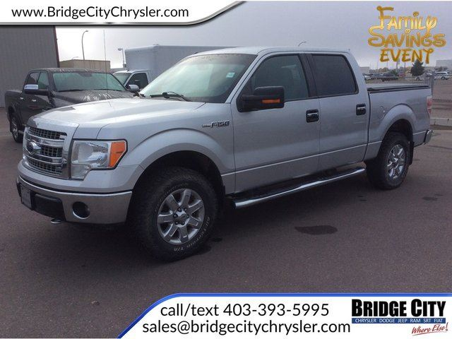 2013 Ford F-150 XLT in Lethbridge, Alberta