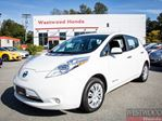 2015 Nissan Leaf S , Zero Emissions in Port Moody, British Columbia