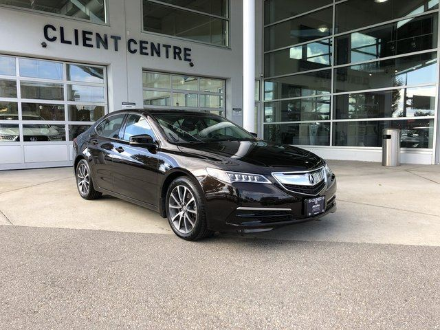 2015 Acura TLX Tech FWD V-6 in Coquitlam, British Columbia