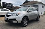 2010 Acura MDX AWD 7 PASSENGERS SUNROOF LEATHER in Mississauga, Ontario