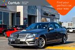 2012 Mercedes-Benz C-Class C 250 4Matic AMG Syling Pkg. Bluetooth Heat Frnt Seats  17 Alloys in Thornhill, Ontario