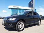 2013 Audi Q5 2.0LT, Leather in Milton, Ontario