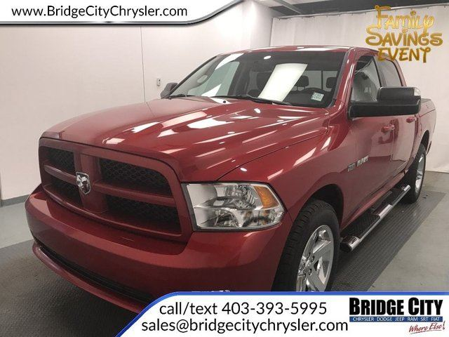 2010 Dodge RAM 1500 Laramie in Lethbridge, Alberta