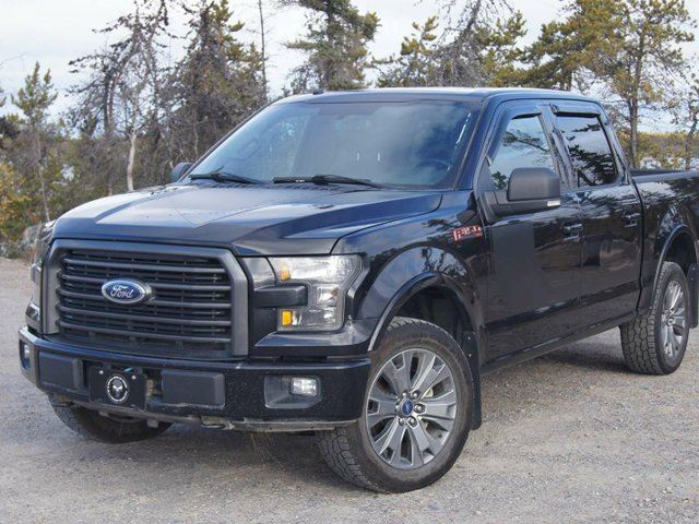 2016 Ford F-150           in Yellowknife, Northwest Territories