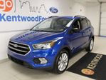 2017 Ford Escape SE 4WD ecoboost with NAV, power heated seats, keyless entry and back up cam in Edmonton, Alberta
