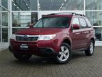2010 Subaru Forester 2.5X PZEV at in Vancouver, British Columbia