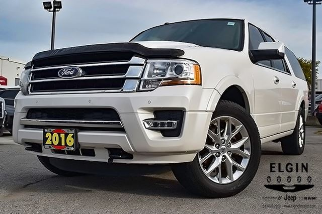 2016 Ford Expedition Limited in St Thomas, Ontario