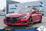 2018 Honda Accord Sport BLUETOOTH*HEATED SEATS*LEATHER in Richmond Hill, Ontario