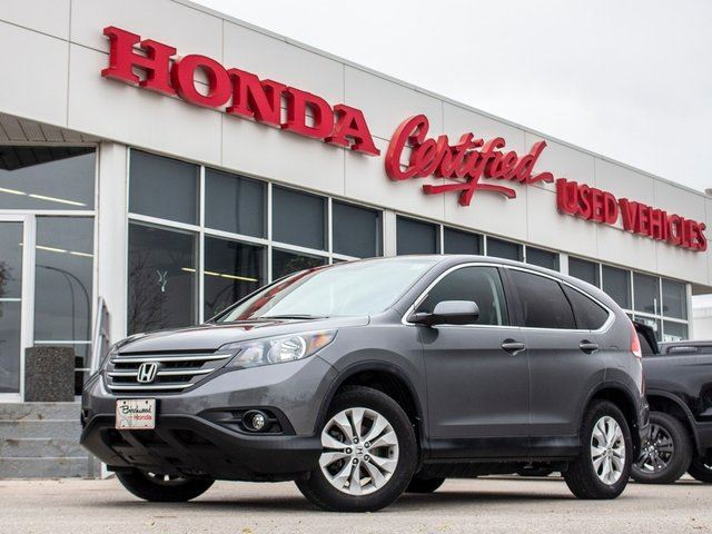 2014 HONDA CR-V EX AWD in Winnipeg, Manitoba