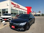 2017 Honda Accord  TOURING,LEATHER,LOADED! in Belleville, Ontario