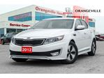 2012 Kia Optima Premium BACK UP CAM HEATED SEATS LEATHER in Orangeville, Ontario