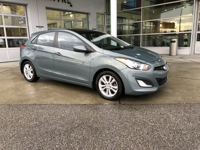 2013 Hyundai Elantra Hatch Back in Coquitlam, British Columbia