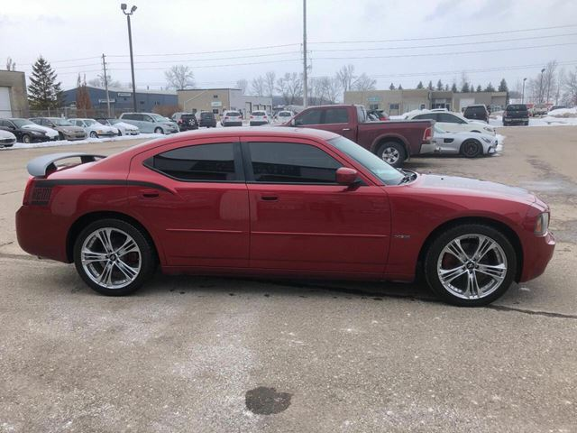 2006 Dodge Charger R/T Inferno Red | ROYAL CITY FINE CARS