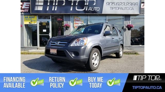 2006 Honda CR-V EX ** Accident Free, 4WD, Fuel Efficient ** in Bowmanville, Ontario