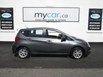 2018 Nissan Versa 1.6 SV HEATED SEATS, BACK UP CAM, ALLOYS!!! in Kingston, Ontario