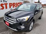 2017 Ford Escape Titanium ALL WHEEL DRIVE, BACK UP CAMERA AND SENSORS in Oshawa, Ontario
