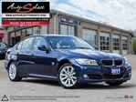 2011 BMW 3 Series 328 i xDrive AWD ONLY 109K! **6 SPEED** NAVIGATION PKG in Scarborough, Ontario