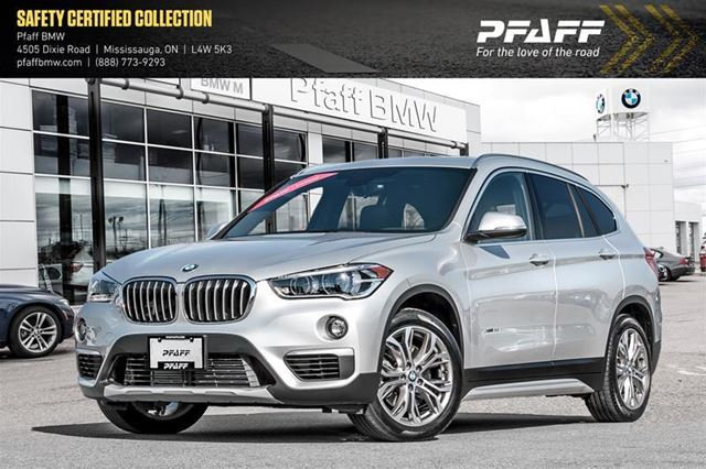 2017 BMW X1 xDrive28i in Mississauga, Ontario