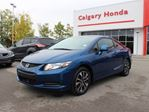 2013 Honda Civic Coupe EX 5AT in Calgary, Alberta
