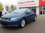 2012 Honda Civic Coupe EX-SR at in Calgary, Alberta