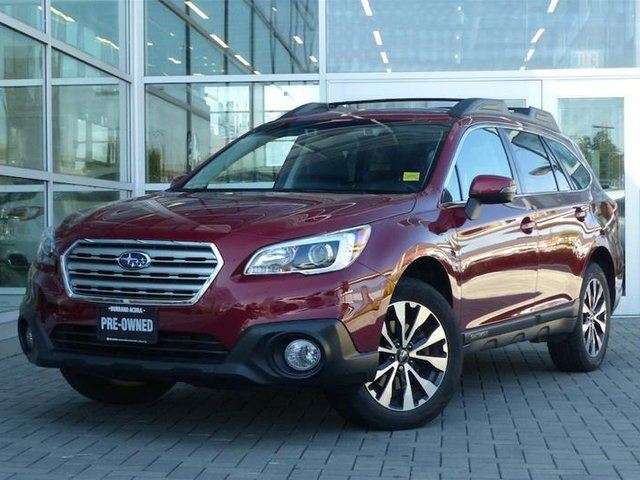 2016 Subaru Outback 3.6R Limited w/ Technology at in Vancouver, British Columbia