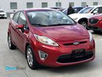 2012 Ford Fiesta SES HB A/T No Accident Local  Bluetooth AUX Lea in Port Moody, British Columbia