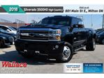2018 Chevrolet Silverado 3500  HIGH COUNTRY/6.6L V8/HD TRAILR PKG/TRLR MIRS/NAV in Milton, Ontario