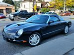 2002 Ford Thunderbird Only 134,000Km  Clean Car Proof / Winter Stored in St Catharines, Ontario