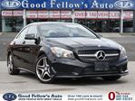 2015 Mercedes-Benz CLA250 4 MATIC, LEATHER SEATS, PANORAMIC ROOF, NAVIGATION in North York, Ontario