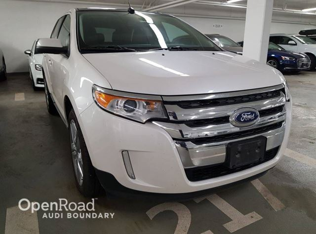 2012 Ford Edge 4dr SEL FWD in Vancouver, British Columbia