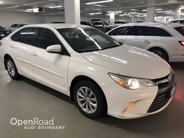 2017 Toyota Camry 4dr Sdn I4 Auto LE in Vancouver, British Columbia
