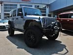 2013 Jeep Wrangler Unlimited Sahara 4WD Loans Available Apply Online in Surrey, British Columbia