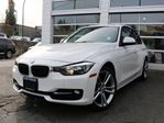 2015 BMW 320i xDRIVE 320 3-series beamer Low KMS BC Car No Accidents Ap in Surrey, British Columbia
