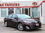 2014 Toyota Avalon Limited   Navi   Leather   H&C Seats in Toronto, Ontario