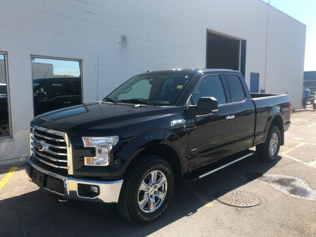 2015 FORD F-150 XLT Supercab 4X4*302a Equipment Group/3.5 Ecoboost* in Winnipeg, Manitoba