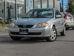 2002 Mazda Protege LOAD AUTOMATIC LOW KM  in Toronto, Ontario