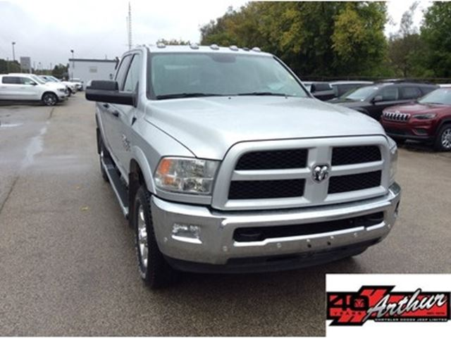 2017 DODGE RAM 2500 Outdoorsman in Arthur, Ontario