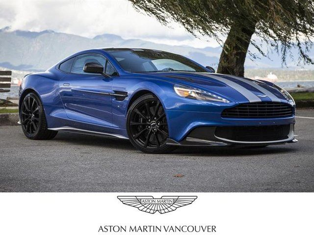2018 ASTON MARTIN Vanquish Coupe in Vancouver, British Columbia