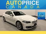 2014 BMW 535d xDrive xDrive MOONROOF|NAVIGATION|LEATHER in Mississauga, Ontario