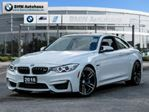 2016 BMW M4 2016 BMW M4 Coupe in Mississauga, Ontario