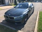 2017 BMW 7 Series 750i wDrive ,unique color:  ARTIC GRAY in Mississauga, Ontario