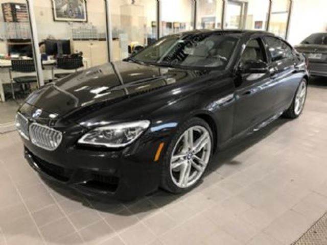 2017 BMW 6 Series 650i xDrive M Sport Edition Pack in Mississauga, Ontario