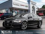 2015 Audi A6 TECHNIK   QUATTRO   DIESEL   LOADED! in Niagara Falls, Ontario
