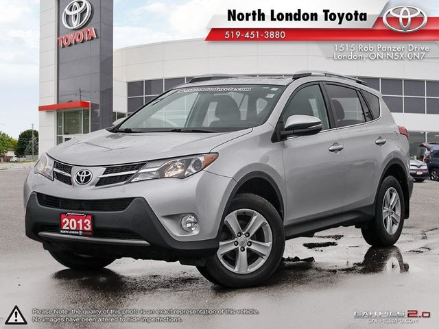 2013 TOYOTA RAV4 XLE Extremely low cost of ownership over makes it ideal for a headache free SUV - Edmunds.com in London, Ontario