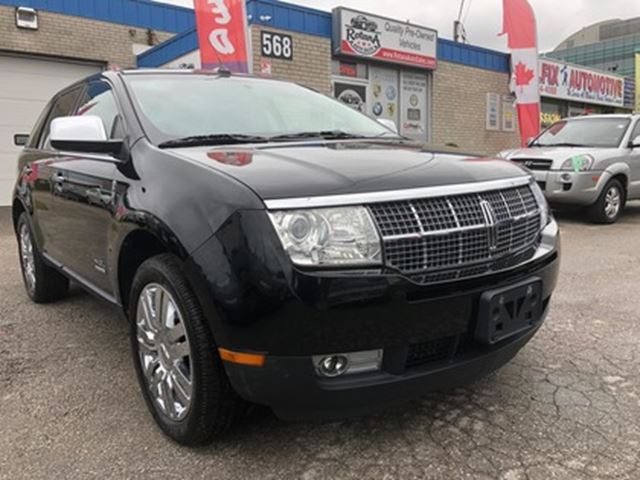 2009 LINCOLN MKX NAVIGATION/PANORAMIC ROOF/LEATHER in Oakville, Ontario