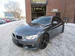 2016 BMW 4 Series 435i xDrive AWD Gran Coupe / M package in Ottawa, Ontario